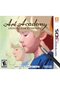 Art Academy Lessons For Everyone / 3DS