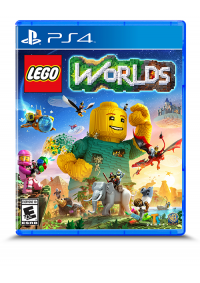 Lego Worlds/PS4