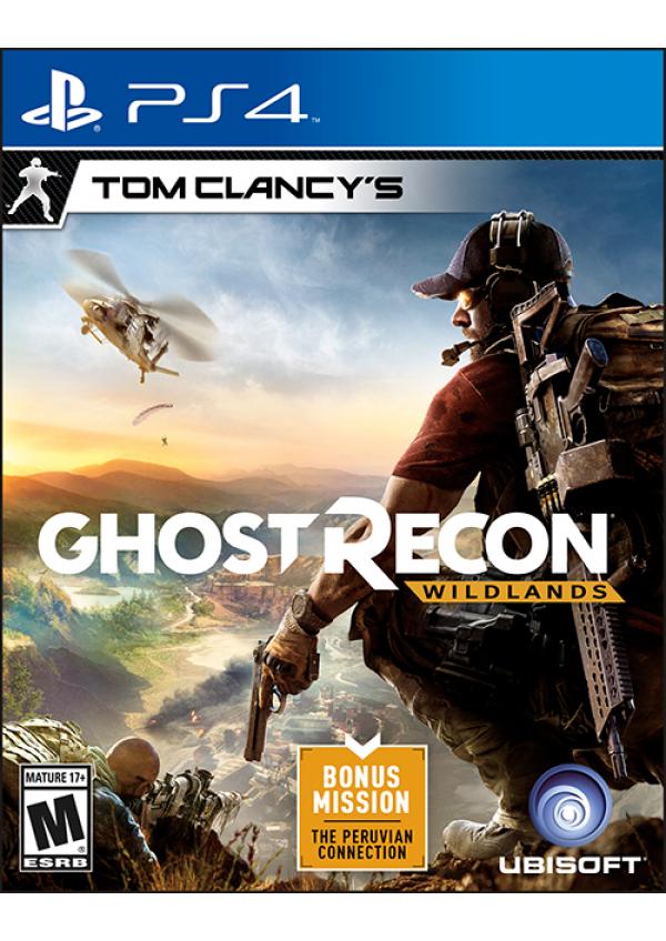 Ghost Recon Wildlands/PS4