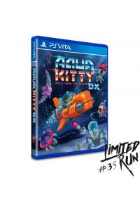 Aqua Kitty Milk Mine Defender Limited Run Games #035/PS Vita