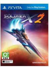Soldner X 2 Final Prototype/PS Vita