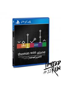 Thomas Was Alone/PS Vita