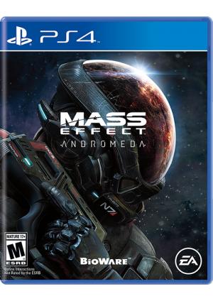 Mass Effect Andromeda/PS4
