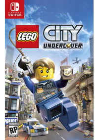 Lego City Undercover/Switch