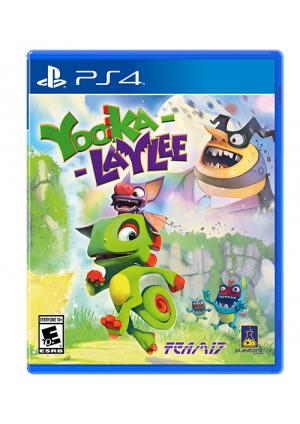 Yooka-Laylee/PS4