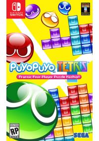 PuyoPuyo Tetris/Switch