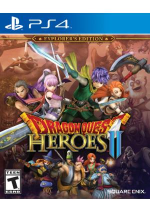 Dragon Quest Heroes 2/PS4
