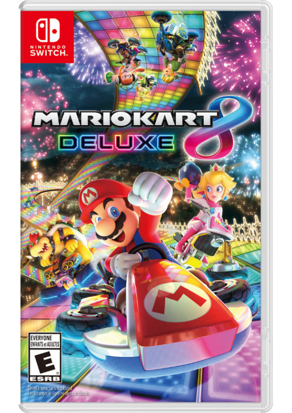 Mario Kart 8 Deluxe/Switch