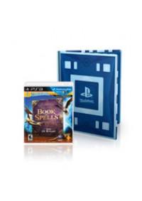 Wonderbook: Book of Spells Bundle Avec Grimoire (Livre) / PS3