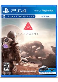 Farpoint/PSVR