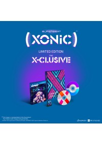 Superbeat XONiC - X-Clusive Edition / PS Vita