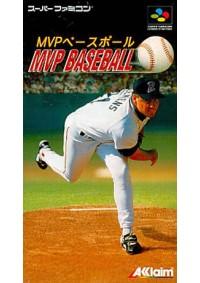MVP Baseball (Japonais SHVC-VP) / SFC