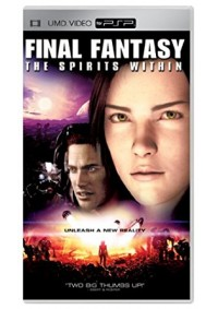 Final Fantasy The Spirits Within Film UMD / PSP