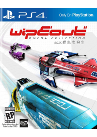 Wipeout Omega Collection (Compatible PSVR) / PS4