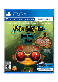 Psychonauts In The Rhombus Of Ruin/PSVR