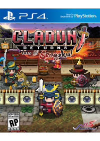 Cladun Returns This Is Sengoku/PS4