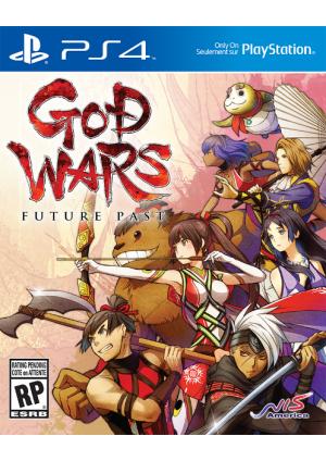 God Wars Future Past/PS4