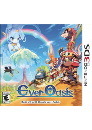 Ever Oasis/3DS