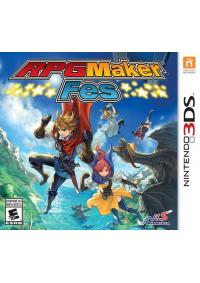 RPG Maker Fes/3DS