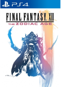 Final Fantasy XII The Zodiac Age/PS4