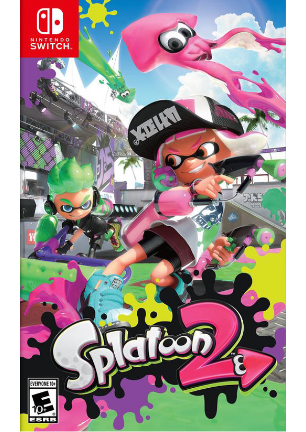 Splatoon 2/Switch