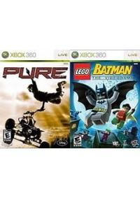 LEGO Batman / Pure Double Pack  / Xbox 360