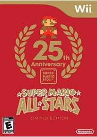 Super Mario All Stars Limited Edition 25th Anniversary/Wii