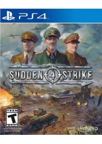 Sudden Strike 4 / PS4