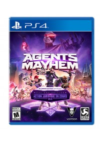 Agents of Mayhem / PS4
