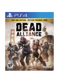 Dead Alliance/PS4