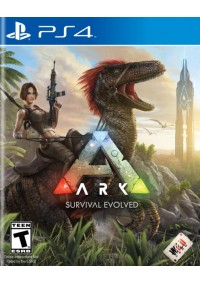 Ark Survival Evolved/PS4