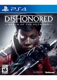 Dishonored Death Of The Outsiders/PS4