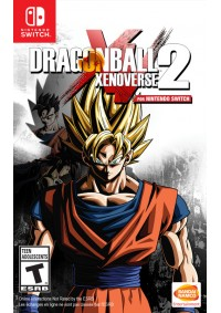Dragonball Xenoverse 2/Switch