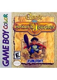 Quest Brian's Journey / Game Boy Color