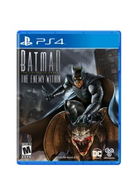 Batman The Telltale Series The Enemy Within/PS4
