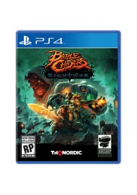 Battle Chasers Nightwar/PS4