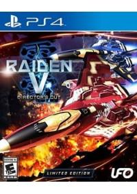 Raiden V Director's Cut / PS4
