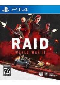 Raid World War II / PS4