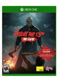 Friday The 13th The Game/Xbox One