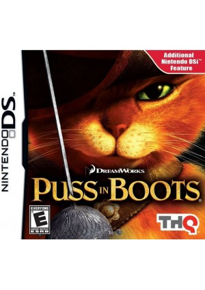 Puss in Boots /DS