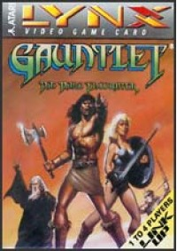 Gauntlet: The Third Encounter/Lynx