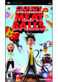 Cloudy with a Chance of Meatballs  / PSP