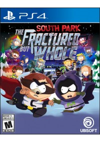 South Park The Fractured But Whole/PS4
