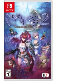 Nights Of Azure 2 Bride Of The New Moon/Switch