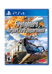 Firefighters Airport Fire Department/PS4