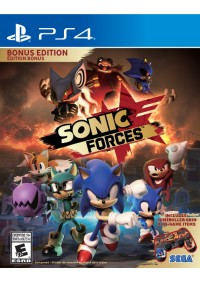 Sonic Forces Bonus Edition/PS4