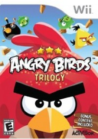 Angry Birds Trilogy//Wii