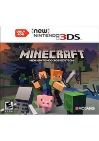 Minecraft New Nintendo 3DS Edition / New 3DS