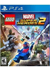 Lego Marvel Super Heroes 2/PS4