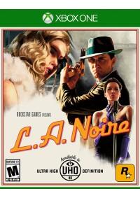 L.A. Noire/Xbox One